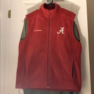 University of Alabama Columbia Vest